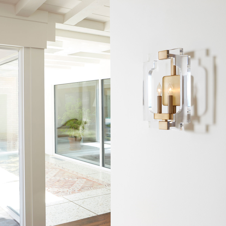 Sconces · pendants · outdoor lighting